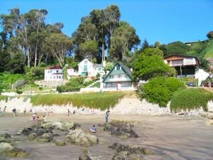 Playa Negra Con Con